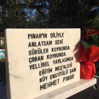 Photo taken at Karaağaç Mezarlığı by Hüseyin Burak B. on 11/24/2017