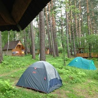 Photo taken at Катунь Парк by Kirill V. on 7/22/2013