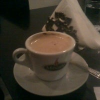 Photo taken at Cafe la Tour de Babel by Yassine B. on 1/17/2014