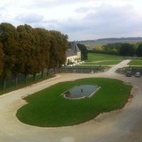 Photo taken at Chateau de la Trousse by A. S. on 9/29/2013