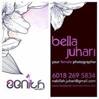 Photo taken at Bella J's Photography by Bella J. on 4/17/2014