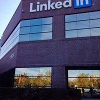 Photo taken at LinkedIn Building 2 by Gordon M. on 8/10/2015