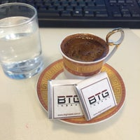 Photo taken at B.T.G İnsaat by Nurel Y. on 12/27/2015