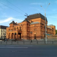 Photo taken at Могилёвский драматический театр by Vitaliy K. on 6/16/2013