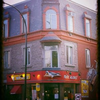 Photo taken at Frite Alors! by Crystal W. on 7/3/2016