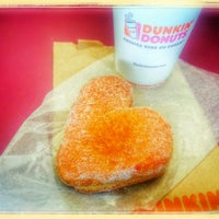 Photo taken at Dunkin Donuts by Crystal W. on 2/6/2015