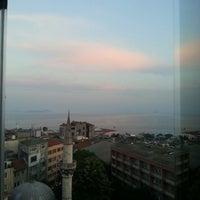 Photo taken at Mina Boutique Hotel Istanbul by Toni O. on 6/15/2013