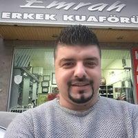 Photo taken at Emrah kuaför by 📷By Sezer P. on 12/17/2014