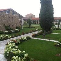 Foto scattata a Chervò Golf San Vigilio da Anita C. il 6/28/2014