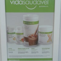 Photo taken at EVS - Espaço Vida Saudável Herbalife by Lucas N. on 3/31/2014