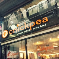 Photo taken at Chickpea by Najla on 8/23/2013