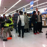 Photo taken at Walmart Supercenter by Amber A. on 11/23/2012