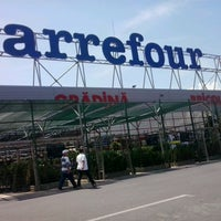 Photo taken at Carrefour by Laura C. on 6/12/2013