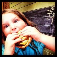 Photo taken at Foster Burger by Amanda W. on 7/27/2013