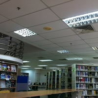 Photo taken at UTAR Sg Long Library by Billy B. on 10/6/2012