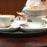 Photo taken at Caffè Nero by James O. on 8/5/2013