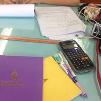 Photo taken at Library Room, NTUN. by Siriyaporn S. on 8/25/2015