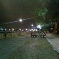 Photo taken at Ribera Norte by Bra V. on 1/21/2014