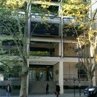 Photo taken at Colegio de Escribanos Prov. Bs. As. by Bra V. on 10/1/2013