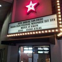 Photo taken at UltraStar Mission Valley Cinemas by Edward S. on 11/3/2012