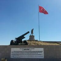 Photo taken at Kocatepe Anıtı by Nazif on 9/10/2013