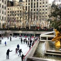 1/3/2013にKamarul A.がThe Rink at Rockefeller Centerで撮った写真