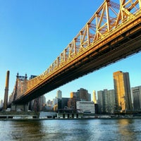 Photo taken at Ed Koch Queensboro Bridge by Kamarul A. on 1/6/2013