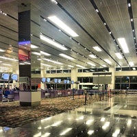 Photo taken at Terminal 1 by Kamarul A. on 7/27/2013
