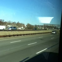 Photo taken at Garden State Parkway -- Saddlebrook by Courtney B. on 11/14/2012