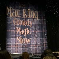 12/30/2017에 Michael H.님이 The Mac King Comedy Magic Show에서 찍은 사진