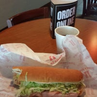 Photo taken at Jimmy John's by Stephen K. on 6/9/2013