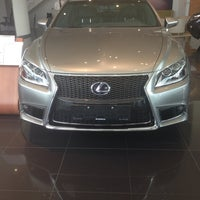 Photo taken at PPC TEAM Toyota - Lexus by Monika K. on 6/16/2014