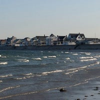 Photo taken at Green Harbor Beach by Robert H N. on 6/24/2014