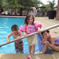 Photo taken at Colony Poolside by Nichole B. on 6/9/2013