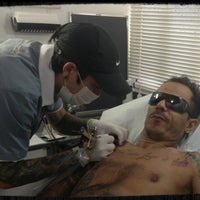 Photo taken at Veím Tattoo by Jose Maria F. on 9/15/2013