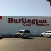 Photo taken at Burlington Coat Factory by Deanne F. on 11/24/2012