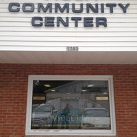 Photo taken at Viola Community Center by Shannon C. on 10/6/2013
