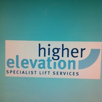 Photo taken at Higher Elevation Ltd by Iain B. on 8/15/2013