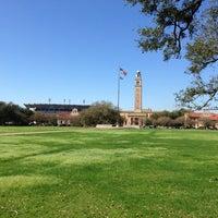 Photo taken at Louisiana State University by Art R. on 2/14/2013