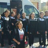 Photo taken at Ístanbul Spor Lisesi by Hry G. on 9/25/2016