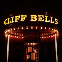 Photo taken at Cliff Bell's by Detroiting on 6/28/2013