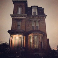 Photo taken at Brush Park Historic District by Detroiting on 2/28/2013