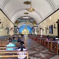 Photo taken at Minor Basilica of Our Lady of the Most Holy Rosary of Manaoag by Tracy Y. on 7/8/2013