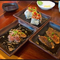 Photo taken at Kaizen Fusion Roll & Sushi by Malia S. on 6/21/2016