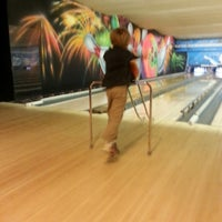 Photo taken at Dream Lanes by Phil B. on 11/9/2013