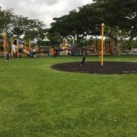 Photo taken at Setia Indah Recreation Park by Masliza A. on 2/18/2017