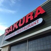 Photo taken at Sakura by Doug H. on 3/12/2015