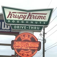 Photo taken at Krispy Kreme Doughnuts by Doug H. on 6/3/2017