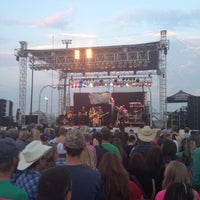Photo taken at Twin Falls County Fairgrounds by Blake L. on 9/2/2013
