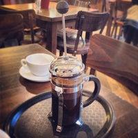 Das Foto wurde bei Kaffeerösterei Speicherstadt von Sebastian T. am 2/24/2013 aufgenommen